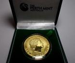 Монета Австралийский Кенгуру 100 долларов 1oz photo 2