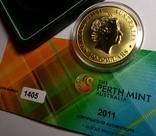 Монета Австралийский Кенгуру 100 долларов 1oz photo 4