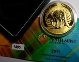 Монета Австралийский Кенгуру 100 долларов 1oz photo 5