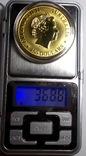 Монета Австралийский Кенгуру 100 долларов 1oz photo 6