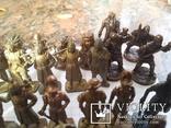 Коллекци солтатиков из киндеров 60шт, фото №7