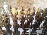 Коллекци солтатиков из киндеров 60шт, фото №9