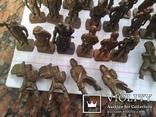 Коллекци солтатиков из киндеров 60шт, фото №11