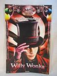 Постеры Джонни Депп, Чарли и шоколадная фабрика, 5 шт,  43х28 см, фото №3