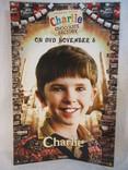 Постеры Джонни Депп, Чарли и шоколадная фабрика, 5 шт,  43х28 см, фото №4