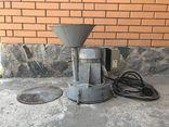 Мельница электрическая 3-х фазная (380вт.) СССР, фото №2