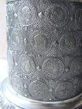 Большая Коллекционная Пивная Кружка Бокал (2). Клеймо. Германия., фото №12