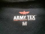 Army tex suisse - куртка на флисе photo 2