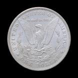 1 Доллар 1884 О Могран, США UNC photo 1