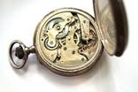 Часы карманные Павел Буре серебро 84 пр. photo 8