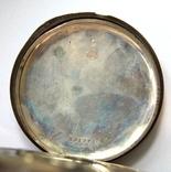 Часы карманные Павел Буре серебро 84 пр. photo 10