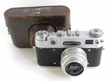 Фотоаппарат Зоркий-5 с объективом Индустар-50 photo 1