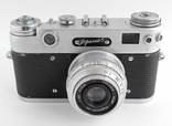 Фотоаппарат Зоркий-5 с объективом Индустар-50 photo 2