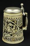 Коллекционная пивная кружка. Simon Peter Gerz. Германия. (0378)