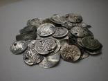 Турецкие серебряные монеты  photo 1