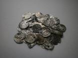 Турецкие серебряные монеты  photo 4