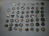 Турецкие серебряные монеты  photo 5