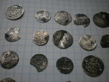 Турецкие серебряные монеты  photo 8
