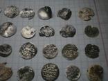 Турецкие серебряные монеты  photo 9