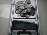 Турецкие серебряные монеты  photo 12