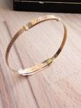 Детский именной золотой браслет. photo 4