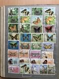 Альбом марок животные 809 шт photo 10