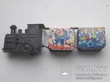 """Поезд с механизмом, """"Веселый поезд, фото №3"""