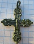 Хрест КР з розп'яттям