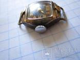 Часы Bulova cеребро 800пр. 17 камней женские, фото №3