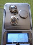 Часы Bulova cеребро 800пр. 17 камней женские, фото №9