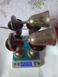 Шесть серебряных рюмок. photo 2