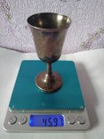 Шесть серебряных рюмок. photo 4