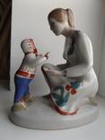 Мать с ребенком +бонус photo 2