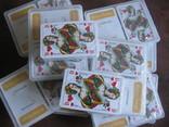 Карти гральні нові Німечина 55 карт, 20 колод photo 1