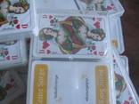 Карти гральні нові Німечина 55 карт, 20 колод photo 2
