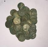 Всего 3405 монет: шестаки, трояки и полтораки. photo 4
