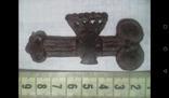 Булавка Подгорцевская культура 7-5 века до н.э. photo 1