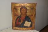 Большая икона Иисус Христос 52*45*3 см. photo 1