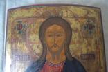 Большая икона Иисус Христос 52*45*3 см. photo 2