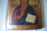 Большая икона Иисус Христос 52*45*3 см. photo 3