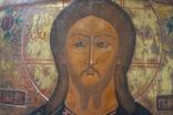 Большая икона Иисус Христос 52*45*3 см. photo 4
