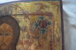 Большая икона Иисус Христос 52*45*3 см. photo 5