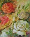 Цветочное настроение , 75х61 Махинько Т.