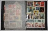 Альбом с марками 281 шт. (от 1960 г.) отечественные и зарубежные photo 10