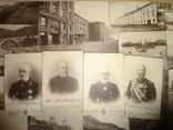 Огромная фотография чиновников Министерства Путей Сообщения Царской России с наградами