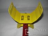 Металлический подлокотник (Garret,X-terra и др.) желтый. photo 5