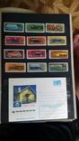 Альбом марок разных стран 406 шт photo 1