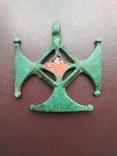 Привеска с эмалью, к к, 2-5 век. photo 1