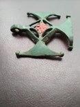 Привеска с эмалью, к к, 2-5 век. photo 7