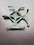 Привеска с эмалью, к к, 2-5 век. photo 9